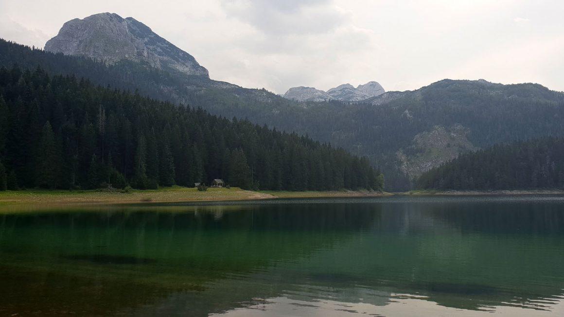 Śladami towarzysza Tito- wokół Jeziora Czarnego i Żmijowego